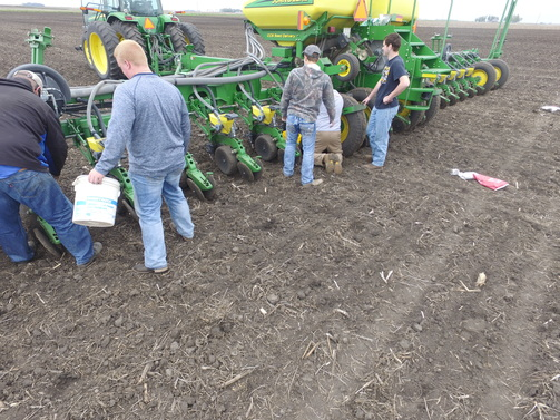 20 Variety Corn Test Plot provides real world experience